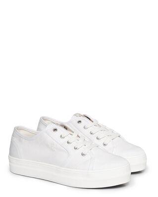 Gant Leisha Low lace shoes White