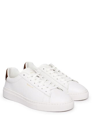 Gant Mc Julien Sneaker Br.wht/cognac