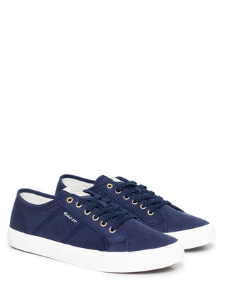 Gant Pinestreet Low laceshoes Marine