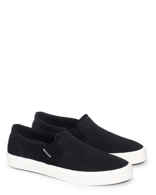 Gant Pinestreet Slip-on shoes Black