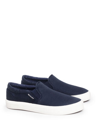 Gant Pinestreet Slip-on shoes Marine