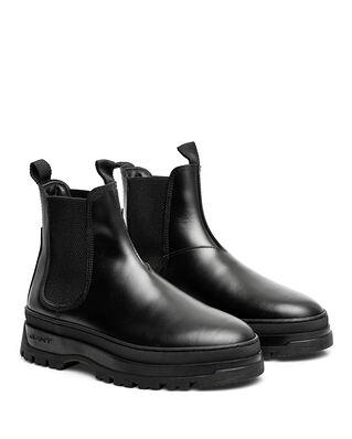 Gant St Grip Chelsea Boot Black