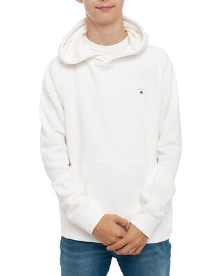 Gant Junior The Original Hoodie Eggshell