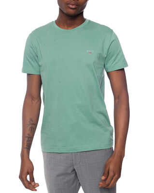 Gant The Original Ss T-Shirt Peppermint