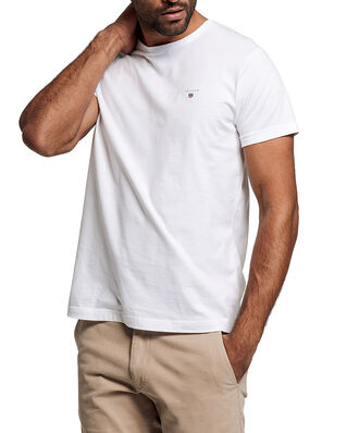 Gant Solid t-shirt white