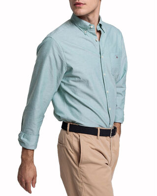 Gant The Oxford Shirt Reg Bd Kelly Green