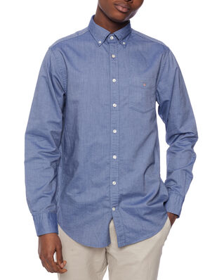 Gant The Oxford Shirt Reg Bd Persian Blue