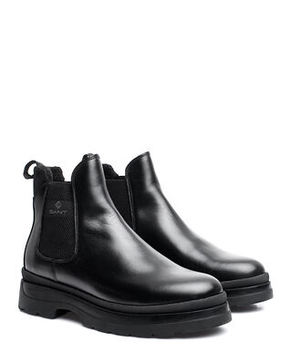 Gant Windpeak Chelsea Boot Black