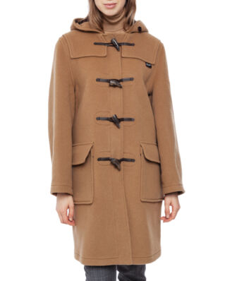 Gloverall Ladies Classic Dufflecoat Camel