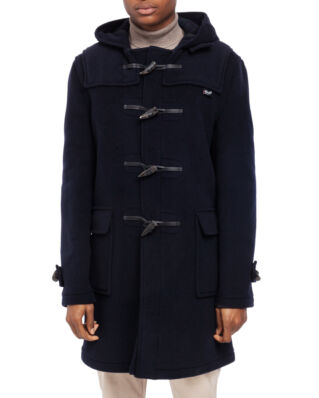 Gloverall Morris Dufflecoat Navy Blackwatch