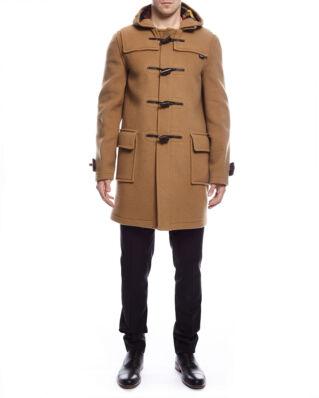 Gloverall Original Gloverall duffle jacket camel/buchanan