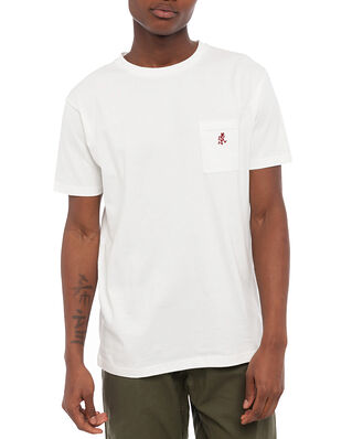 Gramicci One Point Tee White