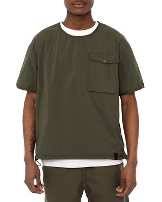 Gramicci Packable Camp Tee Olive