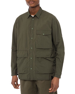 Gramicci Packable Utility Shirt Olive