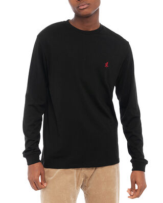 Gramicci Wool Mix L/S Tee Black