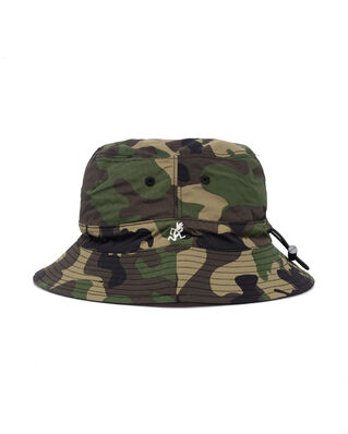 Gramicci Shell Reversible Hat Camo X Black