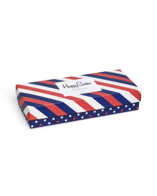 Happy Socks 4-Pack Big Dot Gift Box