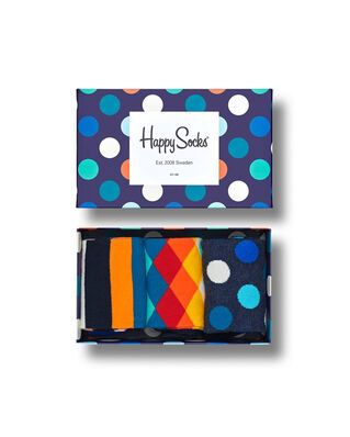 Happy Socks Classic Mix Gift Box