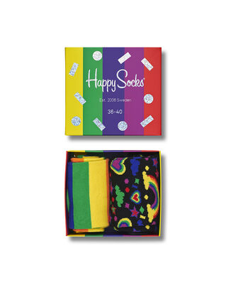 Happy Socks Pride Gift Box