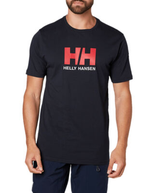 Helly Hansen HH Logo T-Shirt Navy