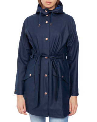 Helly Hansen W Kirkwall II Raincoat Navy