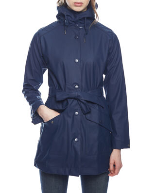 Helly Hansen W Kirkwall Rain Coat Navy