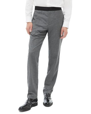 Helmut Lang Band Pull On Pant Beuys Grey