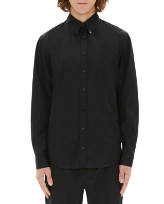 Helmut Lang Press Stud Shirt Black