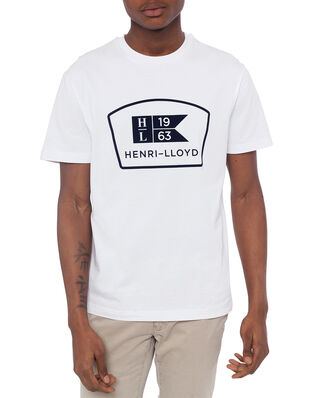 Henri Lloyd Fleet T-shirt White