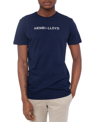 Henri Lloyd Mav Cotton Tee Navy Blue