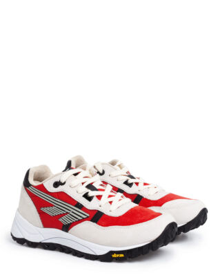Hi-Tec Hts Bw Infinity Cream/Red/Black