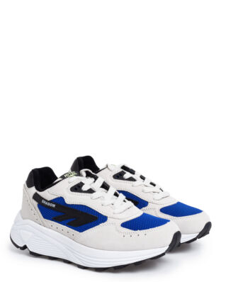 Hi-Tec Hts Silver Shadow Rgs Off White/Blue/ Black/Light Yellow