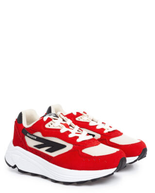 Hi-Tec Hts Silver Shadow Rgs Red/Cream/Black