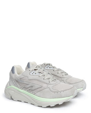 Hi-Tec Ht Shadow Rgs Suede Silver/Mint Foam Beige/Winter White/White