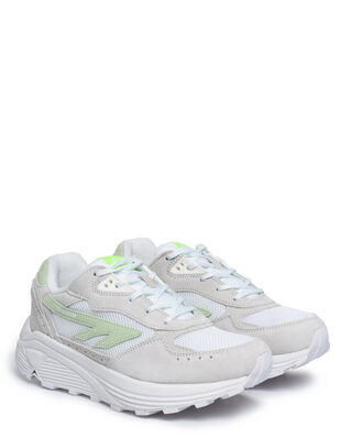 Hi-Tec Ht Shadow Rgs Suede White/Mint Foam White/Mint Foam