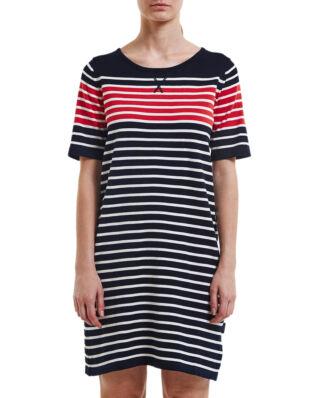 Holebrook Disa Dress Navy/Multi Color