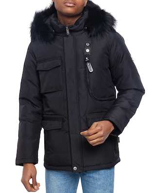 Hollies M'S Livigno Black/Black