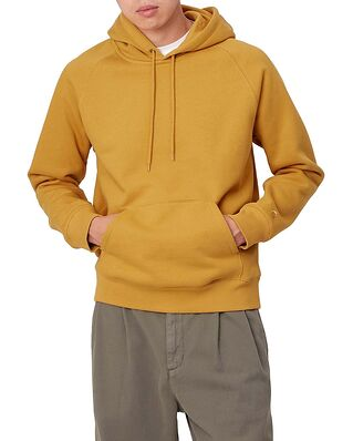 Carhartt WIP Hooded Chase Sweater Helios / Gold