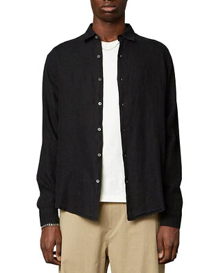 Hope Air Clean Linenshirt Black