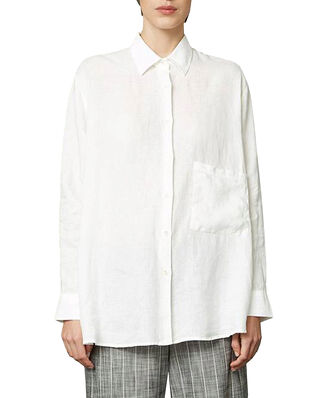 Hope Elma Linen Shirt Off-White