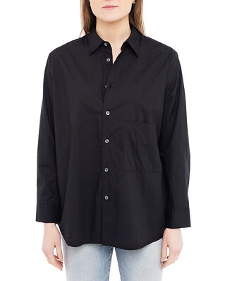 Hope Elma Shirt Black