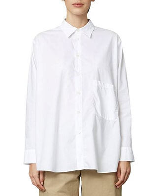 Hope Elma Shirt White Work