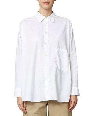 Hope Elma Shirt White Work