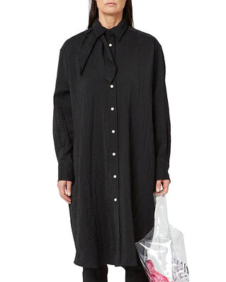 Hope Free Scarf Shirt Black