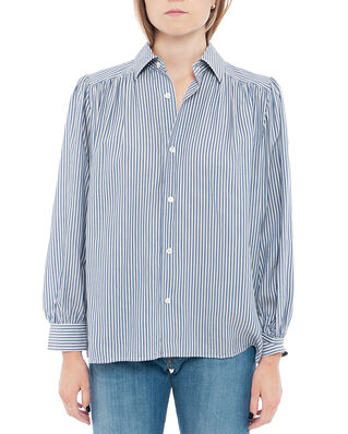 Hope Lush Shirt Grey Stripe