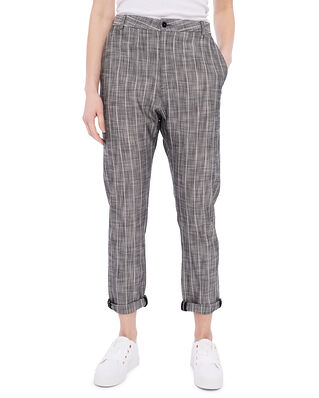Hope News Edit Trouser Grey Stripe
