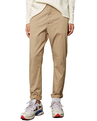 Hope News Edit Trouser Khaki Beige