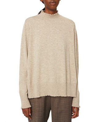 Hope Osaka Sweater Beige Mel