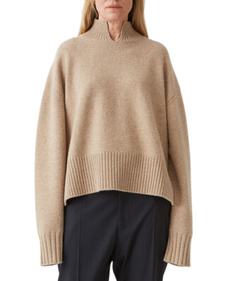 Hope Eden Sweater Beige Mel