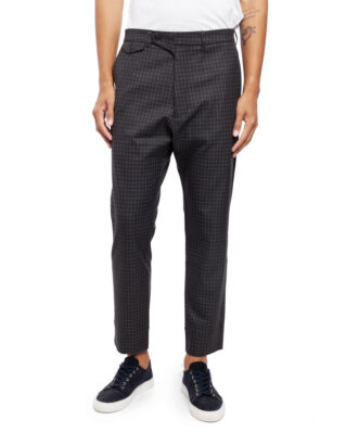 Hope Edwin Trousers Grey Check